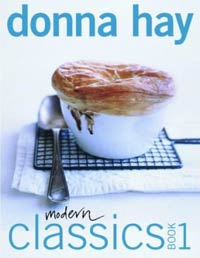 Front cover of Donna Hay's Modern Classics Book 1