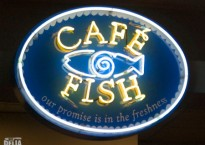 Café Fish in Emporium, Phrom Phong, Bangkok