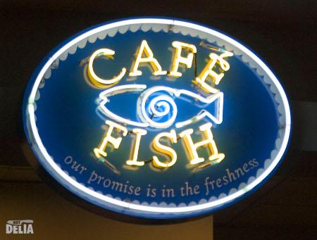 Café Fish in Emporium, Phrom Phong, Bangkok