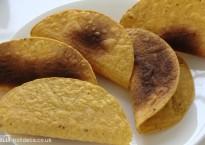 Burnt tacos