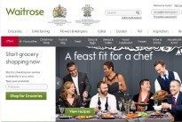 Waitrose website