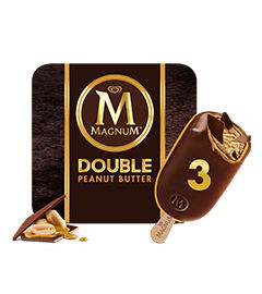 Magnum Double Peanut Butter box